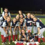 Strom Thurmond High School Varsity Softball beat Brookland-Cayce High School 14-0