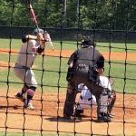 Strom Thurmond High School Varsity Baseball beat Fox Creek High School 10-7