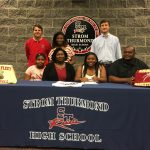 Adams Signs To Play Basketball At Erskine College