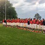 Strom Thurmond High School Varsity Baseball beat Timberland High School 10-0