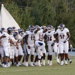 Strom Thurmond High School Varsity Football beat Midland Valley High School 28-21