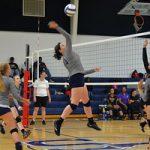 Varsity Volleyball beats Brookland-Cayce 2 – 3