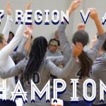 Girls Varsity Volleyball beats Gilbert 3 – 2