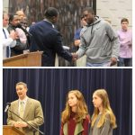 Fall Sports Awards Ceremony Recap