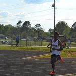 Boys Varsity Track finishes 3rd place at White Knoll High School