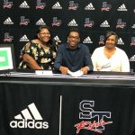 Holston Signs To USC Upstate Track Team