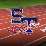 Strom Thurmond Logo and a picture of a track