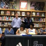 Sullivan Signs with Allen University