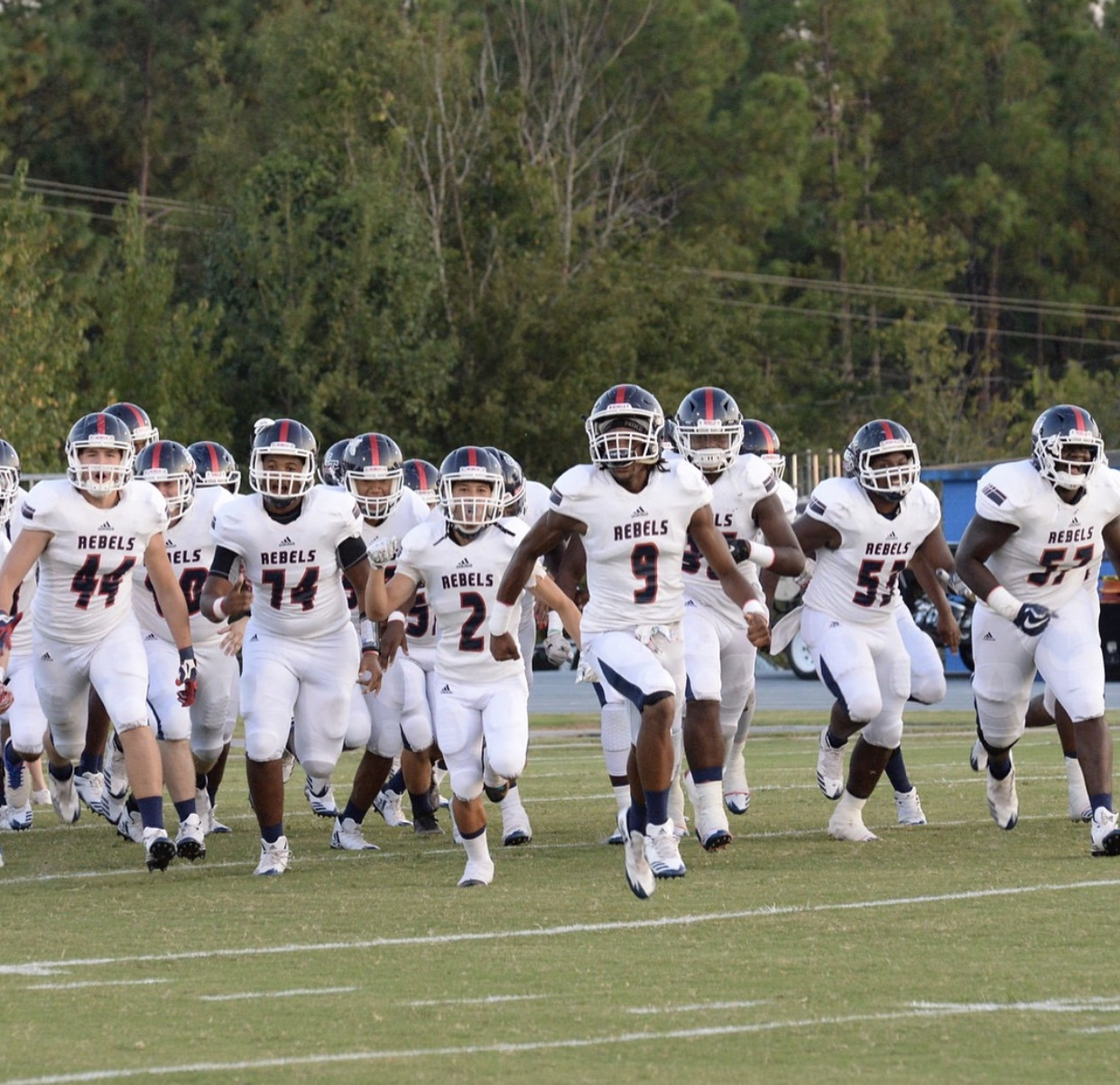 Football Spring Game Set for Friday 5:00 at J-E-T