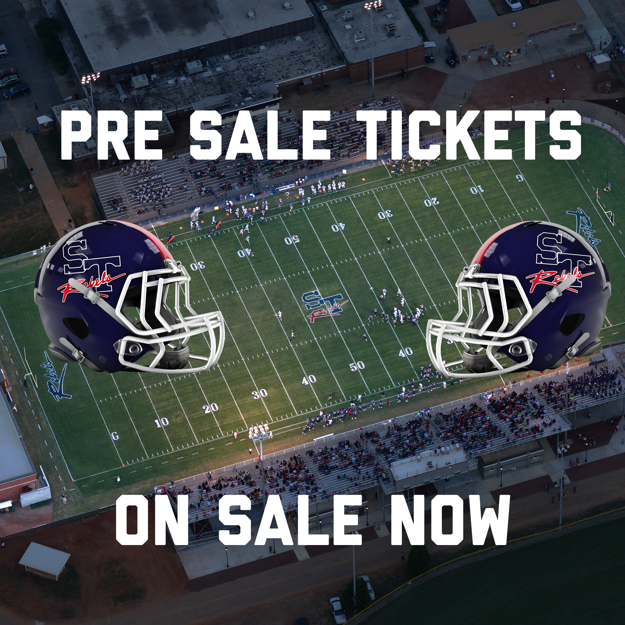 Pre Sale Tickets Available for Friday's Game @ Saluda