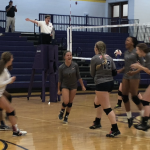 Girls Varsity Volleyball continues winning streak