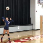 Girls Varsity Volleyball falls to Fox Creek 3 – 1