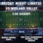 STHS Rebels vs Midland Valley Mustangs Tickets On Sale Now