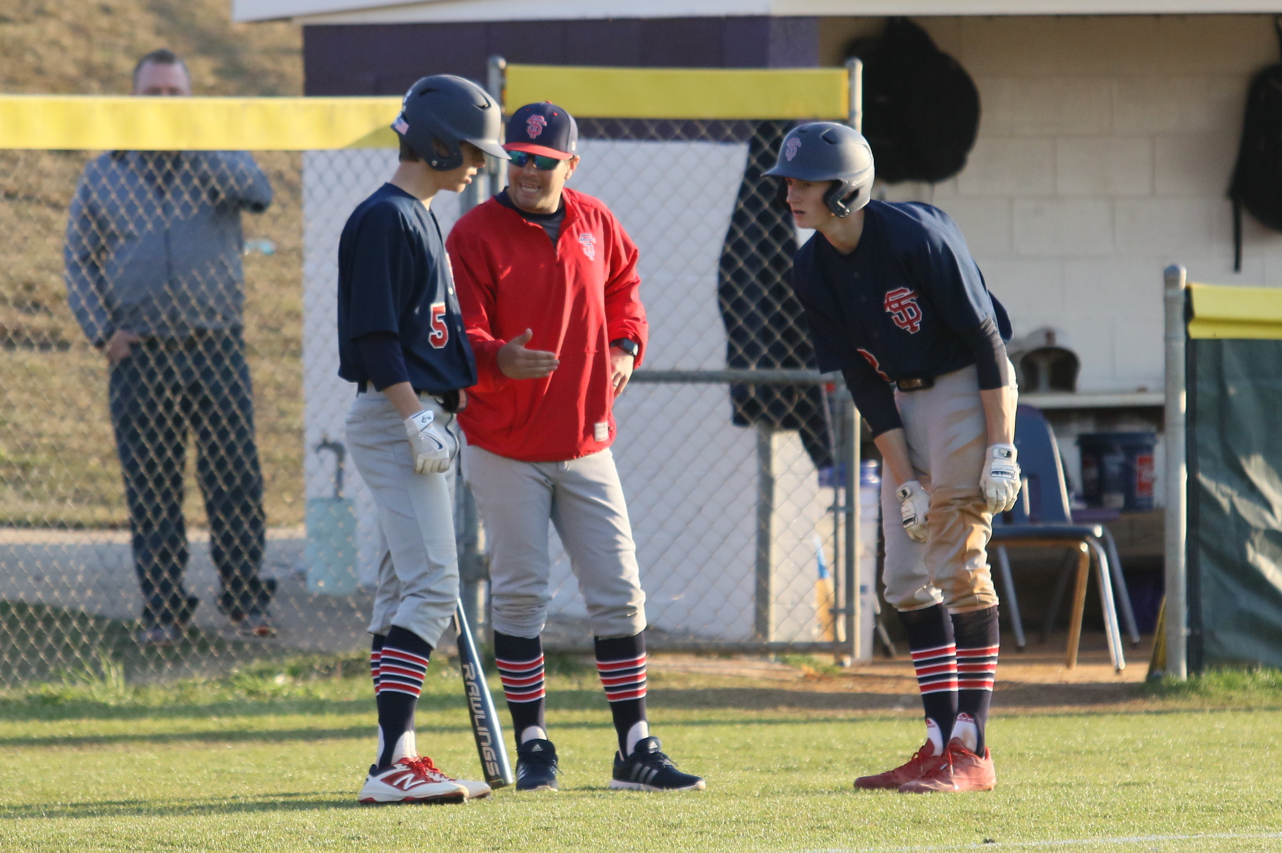 Varsity Baseball Scrimmage vs Midland Valley will be Home today 2/18 at 5:00pm