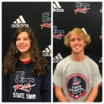 September Male and Female Student Athletes of the Month (Sponsored by Texas Roadhouse)