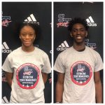 January Male and Female Student Athletes of the Month (Sponsored by Texas Roadhouse)