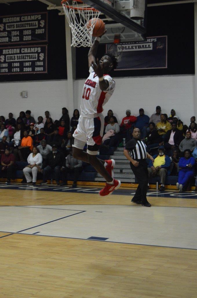 Round 3 Boys Basketball Game Time