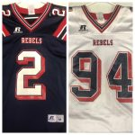Football Jersey and Helmet SALE!