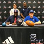 Two Rebel Football Players Sign To Play At Collegiate Level