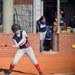 JV Softball Drops Game to Gilbert