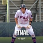 JV and Varsity Baseball Sweep Double Header over Fox Creek