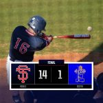 Varsity Baseball beats Edisto 14 – 1