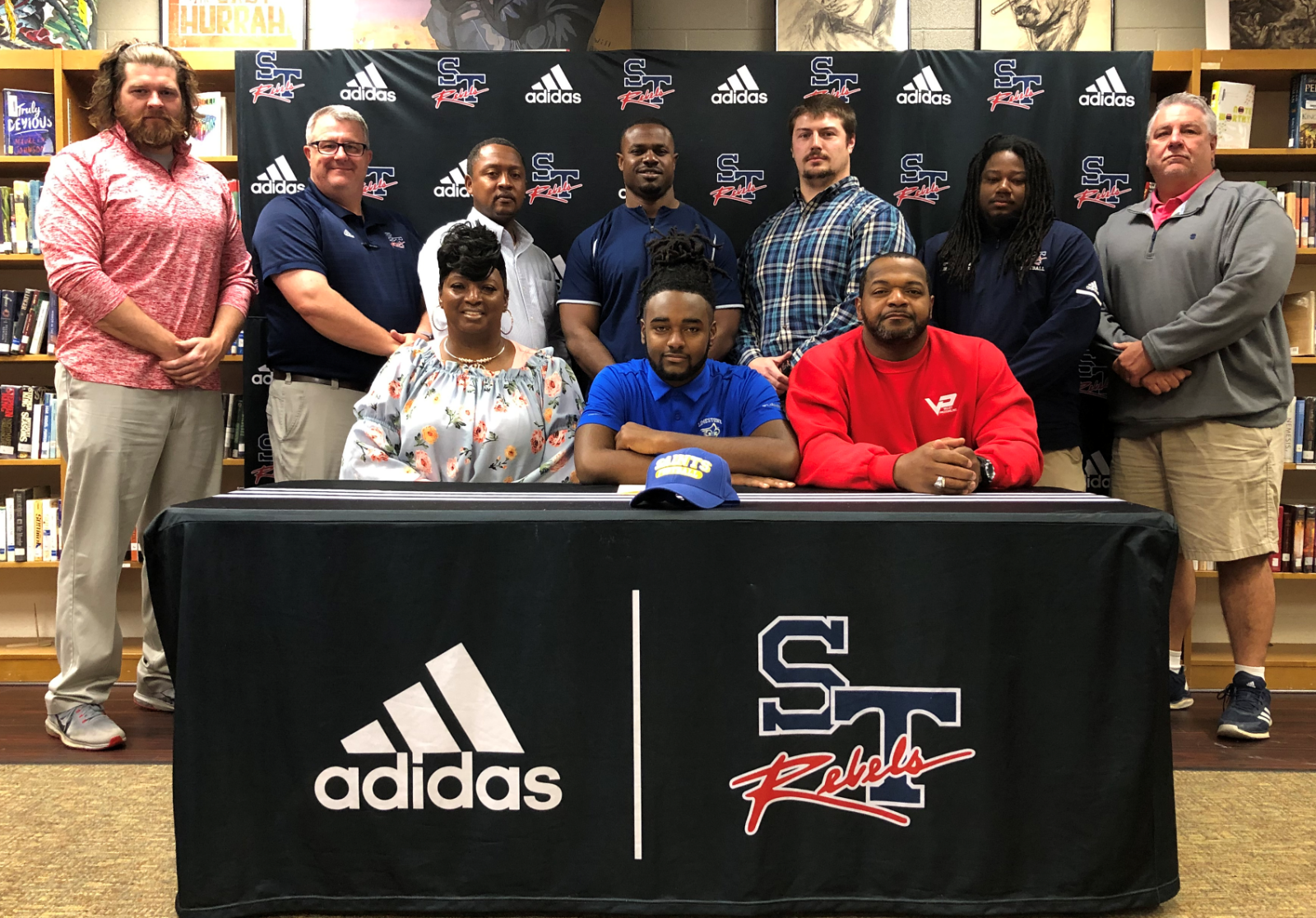 Whitt Signs To Limestone College
