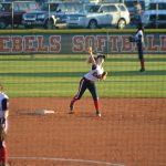 Rebels take down Bulldogs, 9-1