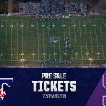 STHS vs Saluda Football Tickets On Sale Now