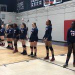 Girls Varsity Volleyball falls to Aiken 3 – 1