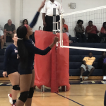 Girls Varsity Volleyball beats Saluda 3 – 1