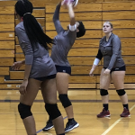 Girls Varsity Volleyball beats Edisto 3 – 0