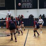 Girls Varsity Volleyball beats Pelion 3 – 1