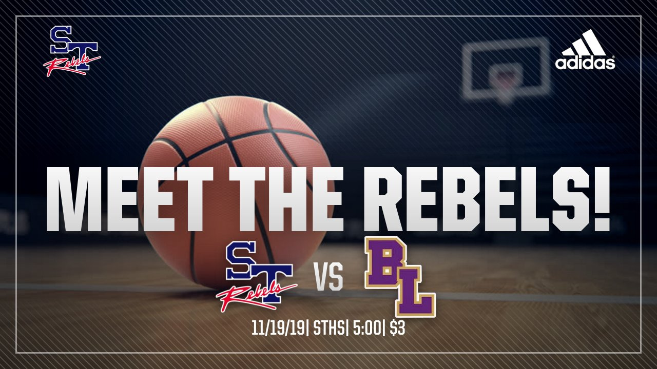 Meet The Rebels Tonight!