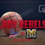 Lady Rebels vs Manning Monarchs
