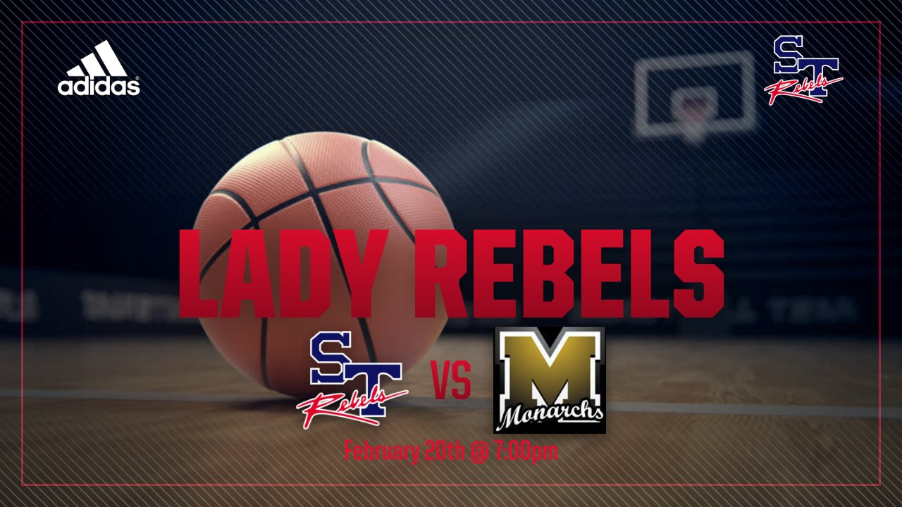 Lady Rebels Face Manning Monarchs In Second Round of AAA Basketball Playoffs