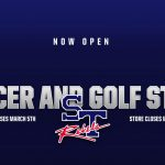 Soccer and Golf Store Now Open