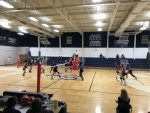 Girls JV Volleyball falls to Brookland-Cayce 2-1