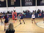 Girls Varsity Volleyball falls to Orangeburg-Wilkinson 3-0