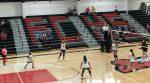Girls JV Volleyball team falls to Fox Creek 2 – 0