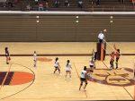 Girls JV Volleyball falls to Orangeburg-Wilkinson 2-0