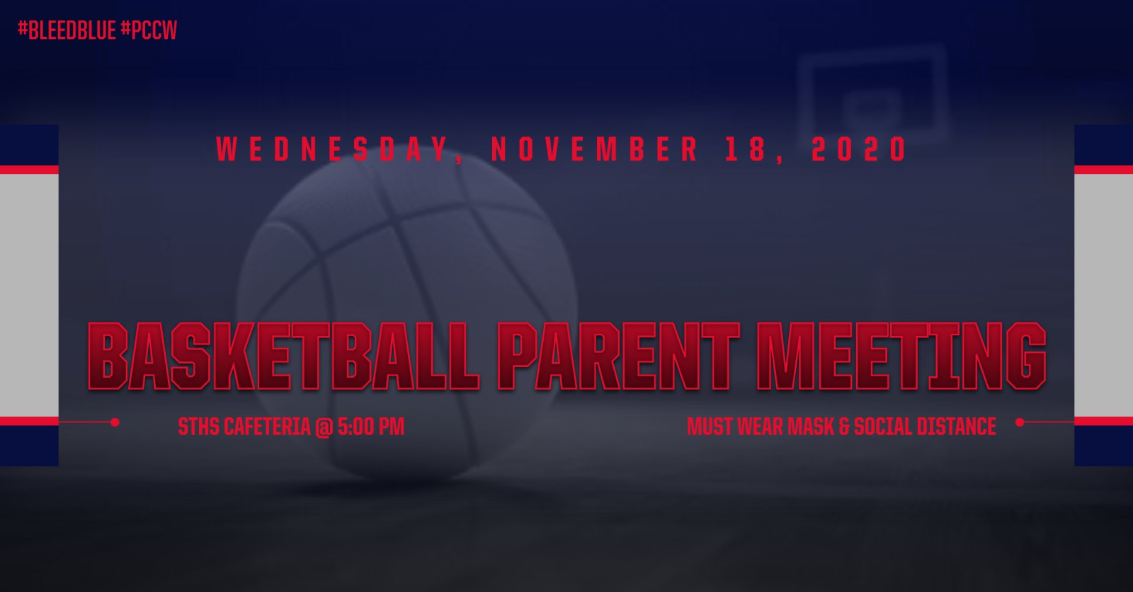 REBELS BASKETBALL PARENT MEETING