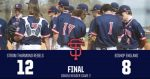 Rebels defeat Bishop England 12 – 8