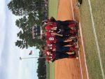 JV Lady Rebels won against Gilbert 17-0