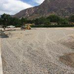 New Football Field and Track Progress
