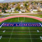 Ben Lomond High School Varsity Football falls to Salem Hills High School 38-31