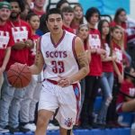 Mendoza Signs with Grays Harbor College