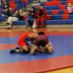 BL Wrestling vs Morgan