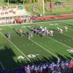 Ben Lomond High School Varsity Football falls to Copper Hillls 16-13