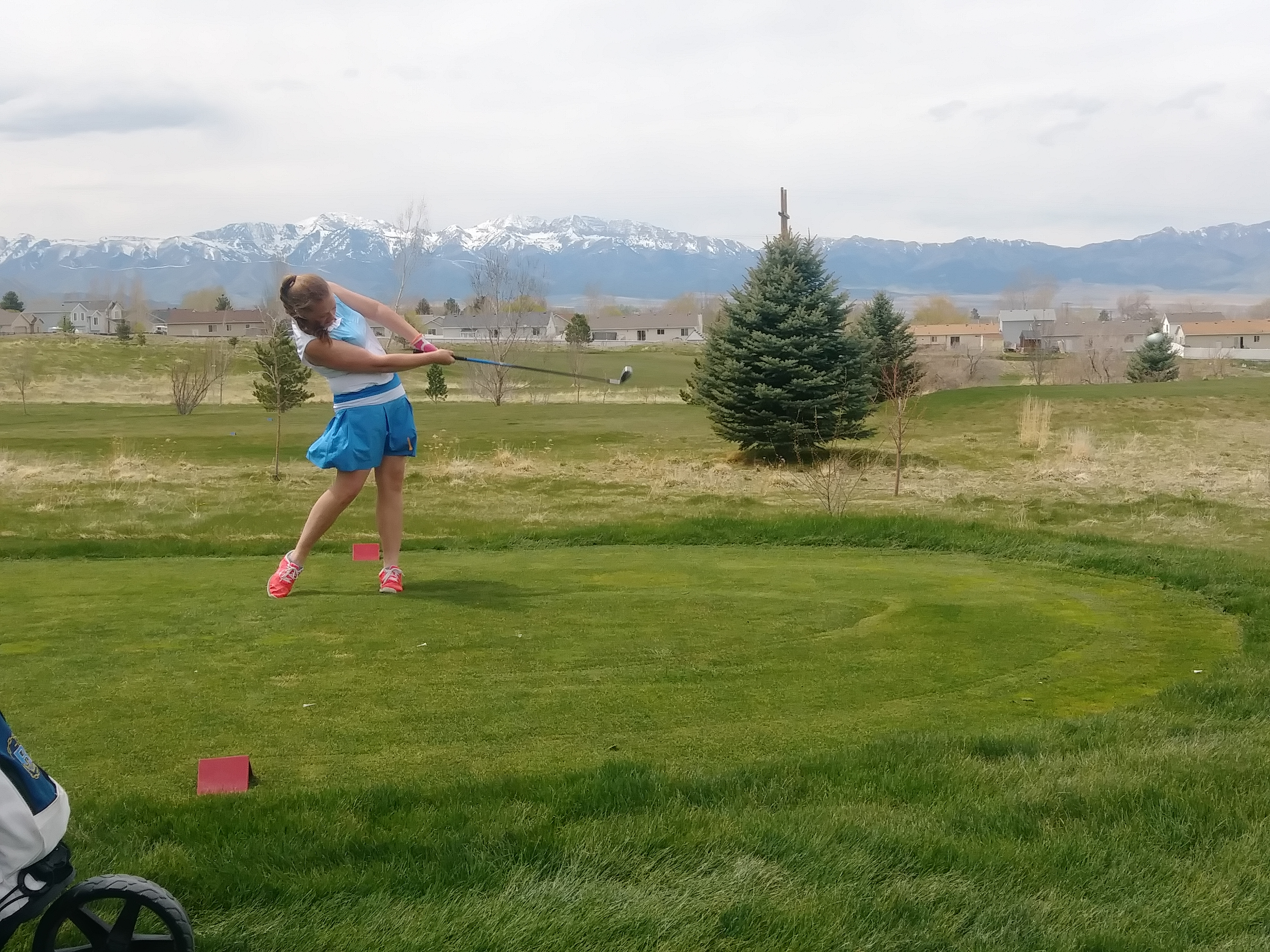 Girls golf places 5th at Tooele